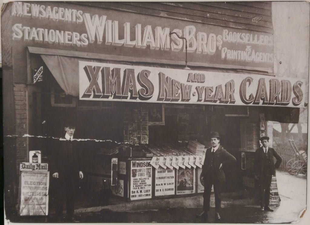 Photo of Williams Brothers Newsagents in Guildford